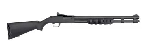 Mossberg 590 Pump 12GA Shotgun, 20in Barrel
