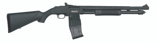 Mossberg 590M Mag-Fed Pump Action 12Ga.