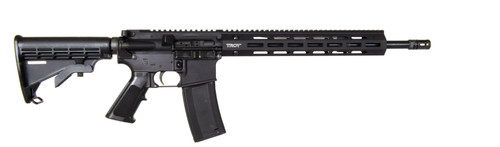 Troy Industries SPC-A3 - Black - 5.56x45mm