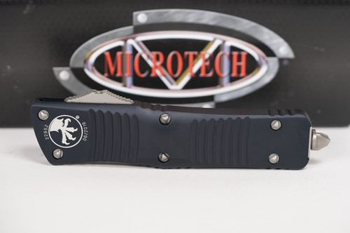 Microtech Combat Troodon D/E Satin Standard