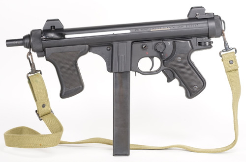 Beretta PM12s 9mm Submachine Gun Pre-Sample for sale at OTBFirearms.com or call 954-545-1321