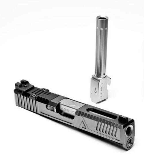 Mid Line MATCH GRADE Glock 19 Gen 1-4 Barrel