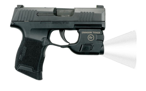 Crimson Trace Lightguard - Tactical Light for Sig P365
