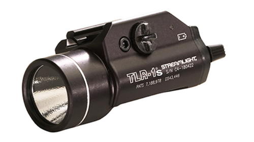 Streamlight TLR-1s - GUN LIGHT - Full frontal/side view