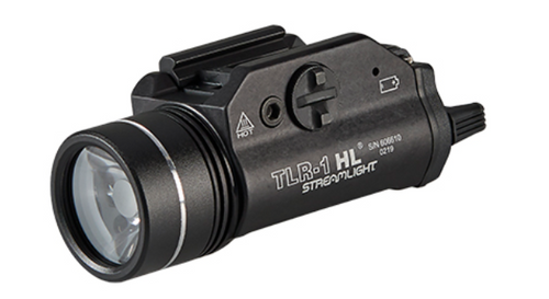 Streamlight TLR-1 HL - Gun Light - Full frontal/side view