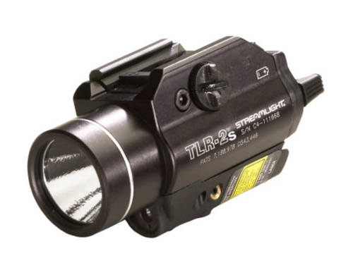 Streamlight TLR-2s - Gun Light - full frontal/side view
