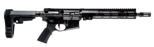 "Geissele Super Duty Pistol - 11.5"" - 5.56 - Luna Black - Right side full view"
