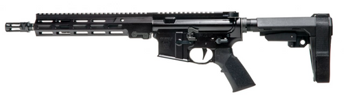 "Geissele Super Duty Pistol - 11.5"" - 5.56 - Luna Black - Left side view"