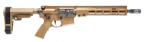 "Geissele Super Duty Pistol - 11.5"" - 5.56 - DDC - Right side full view"