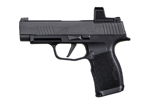 Sig P365 XL w Romeo 9mm 12 rds Left side full view