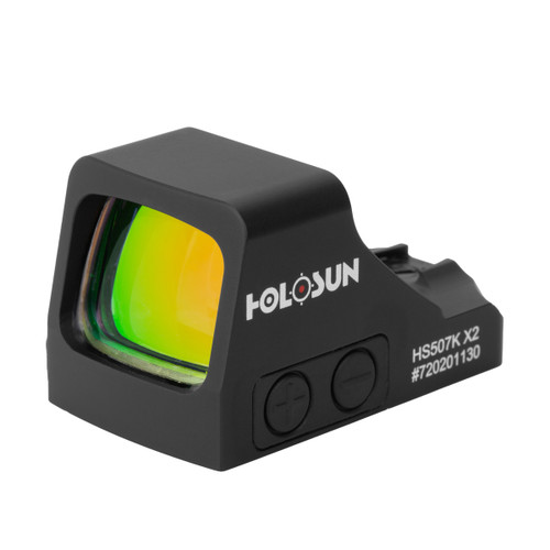 Holosun - HS507K X2 - Concealed Carry Red Dot
