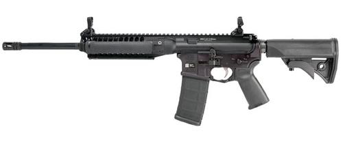 LWRC IC-A2 - Rifle - 556 - Black w/Magpul Sights
