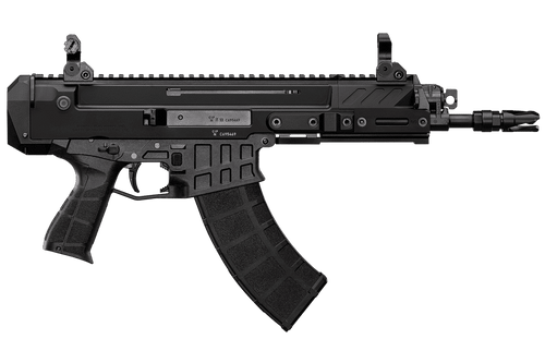 "CZ Bren 2 Ms Pistol 7.62x39 - 9"" Barrel"
