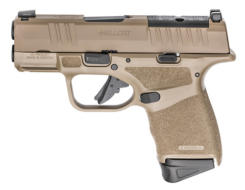 "Springfield Armory Hellcat FDE 3"" Micro-Compact OSP"