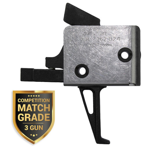 CMC Trigger AR-15/10 Flat Match Grade Single Stage Drop-In Unit