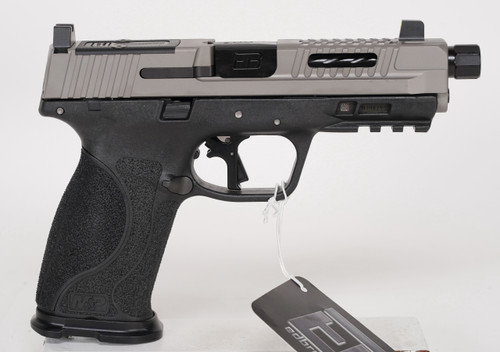 Ed Brown/Smith & Wesson Fueled MP-F3