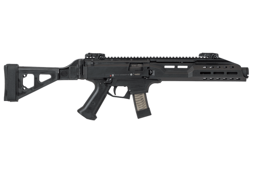 CZ-USA Scorpion EVO 3 S1 w/Flash Can & Brace