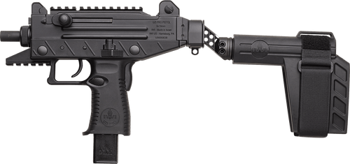 IWI - UZI Pro Pistol w/ Brace & Threaded Barrel