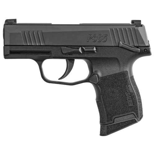 Sig Sauer P365 Micro Compact - Manuel Safety