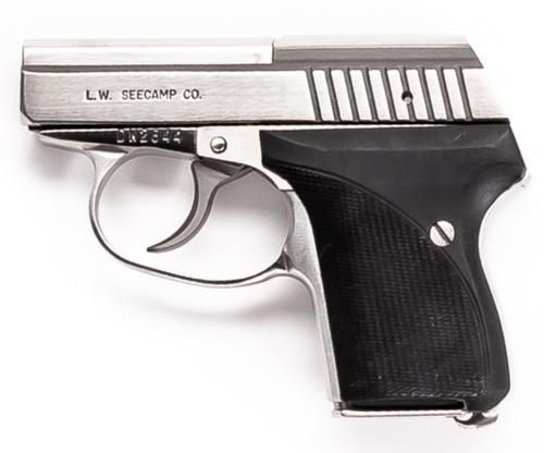 Seecamp LSW .380 - Pocket Pistol .380 ACP