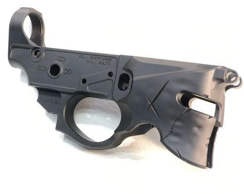Sharps Bros - OVERTHROW - Stripped Lower