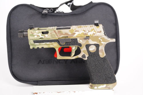 Agency Arms Sig P320 X-Carry Multicam 9mm