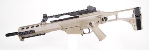 Tommy Built Tactical TG36KP - 5.56 Pistol - FDE