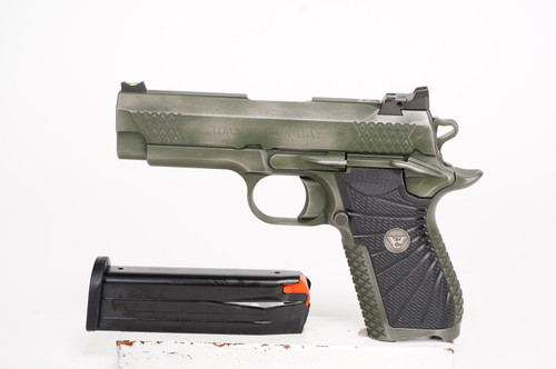 Wilson Combat EDC X9 15 round mags 9mm Distressed Green
