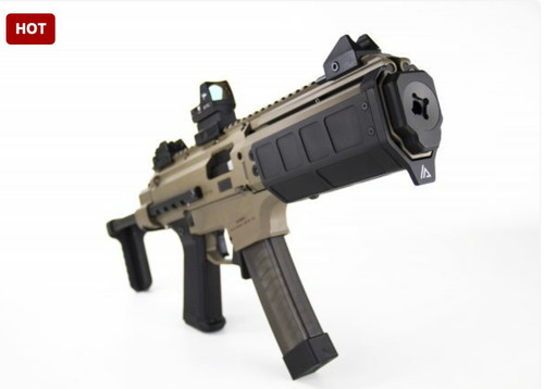 Innovative Arms Heat Shield for IA-SC9 (scorpion can)