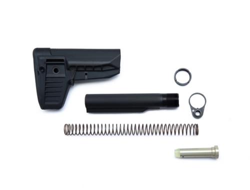 BCMGUNFIGHTER™ Stock Kit Mod 1-SOPMOD-Compartment-Black