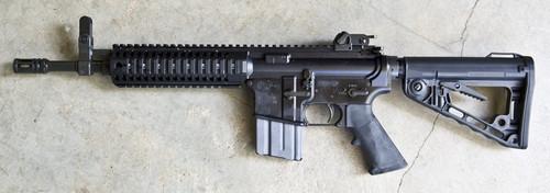 Colt Law Enforcement 6943 left side view