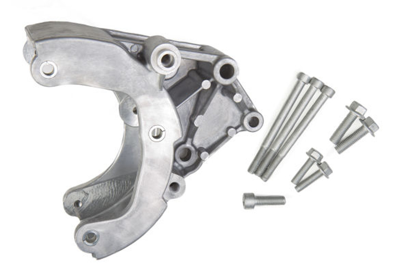 Holley LS Swap A/C Bracket 20-133 - Passenger Side