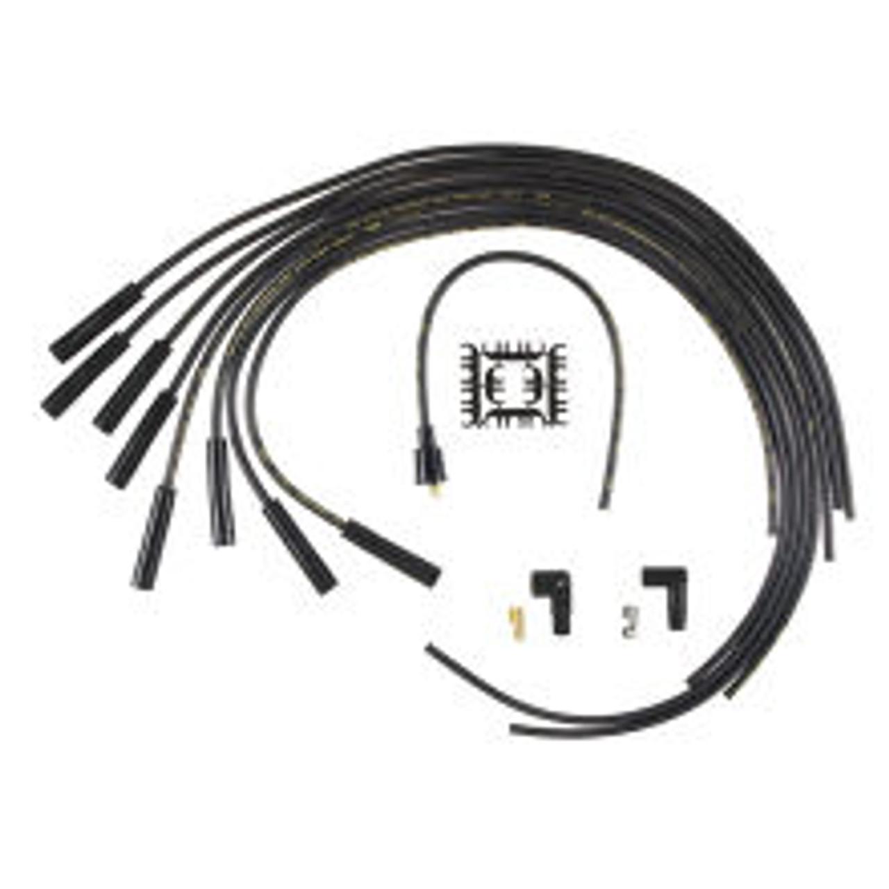 Spark Plug Wire Set-Universal Fit Accel 4040