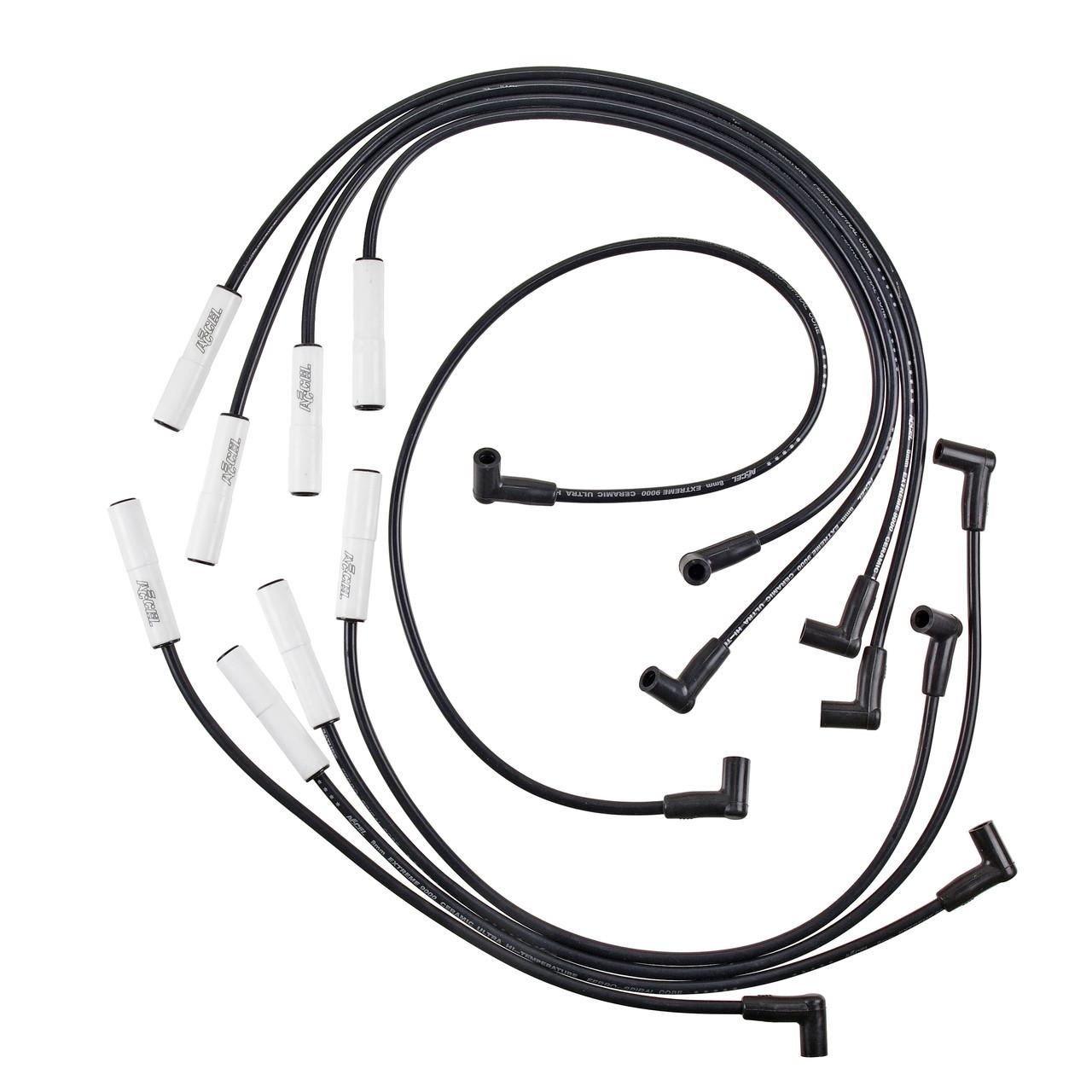 Accel Spark Plug Wire Set 9059c Gm Hei Wiring 9060c