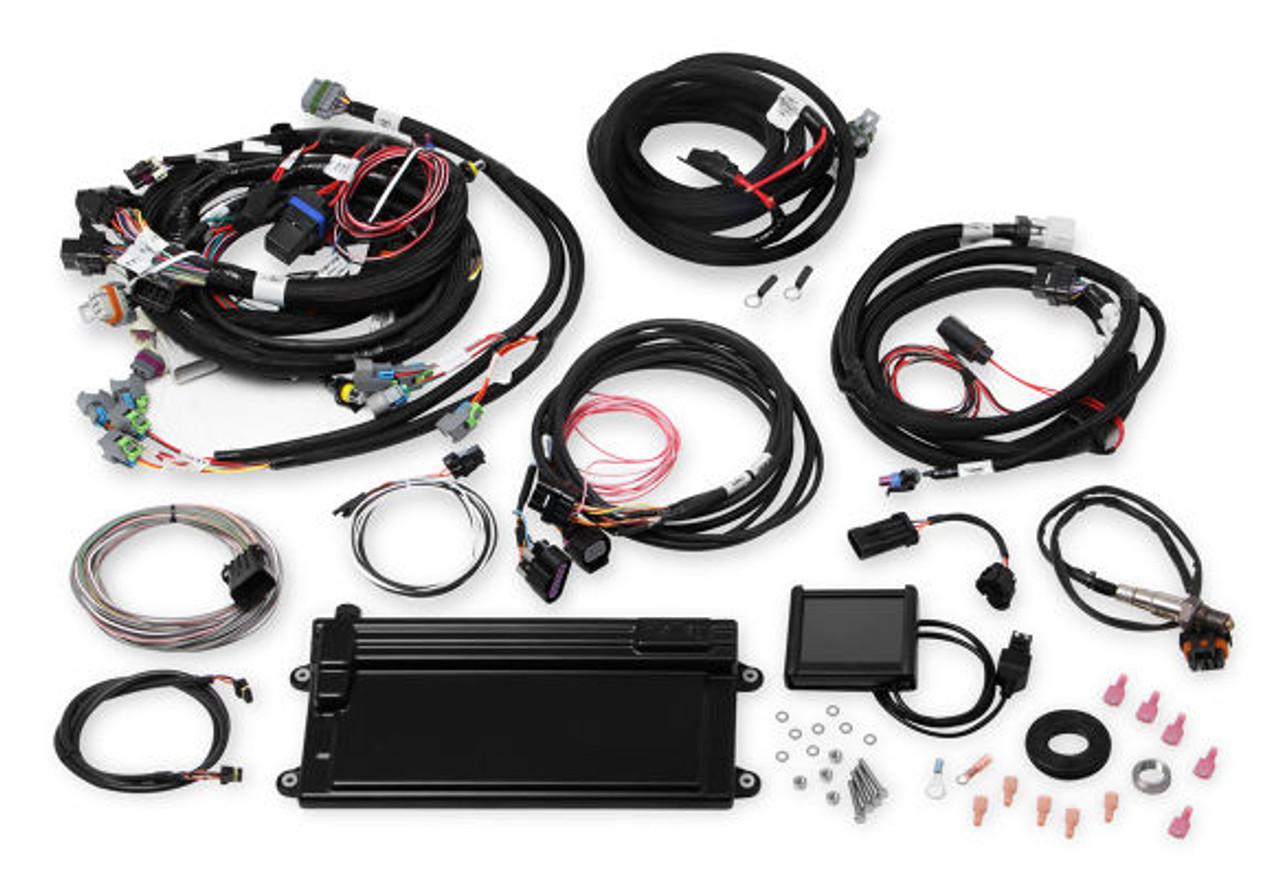 Holley Terminator LS EFI Multi-Port Kit 550-613 - 58x ReluctorLSXceleration