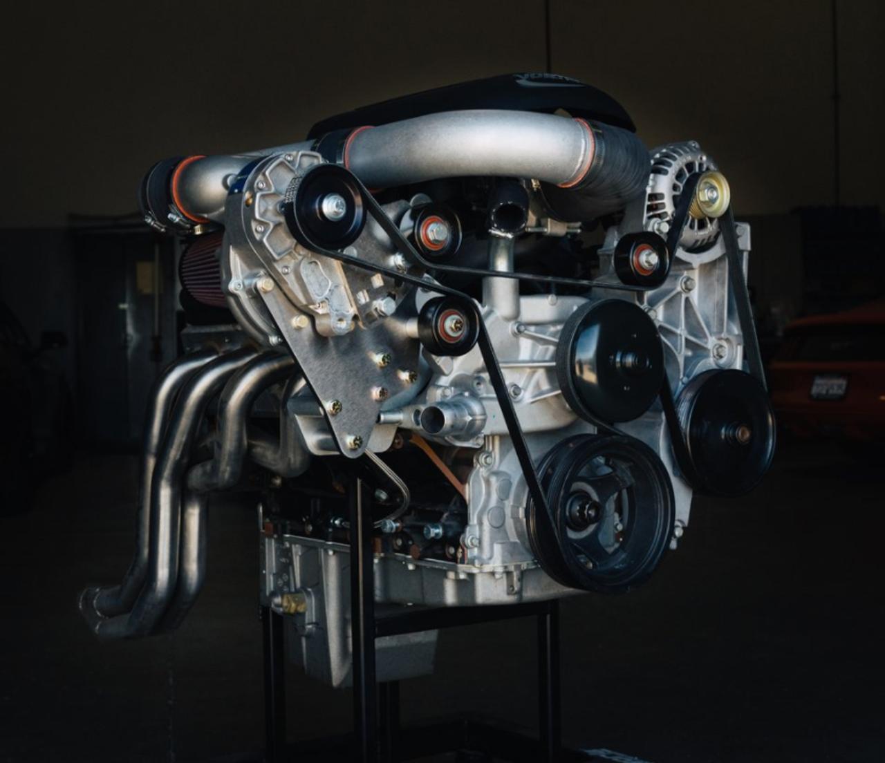 Vortech LS Swap EFI Supercharger Kit V-3 SCi LS Truck FEAD
