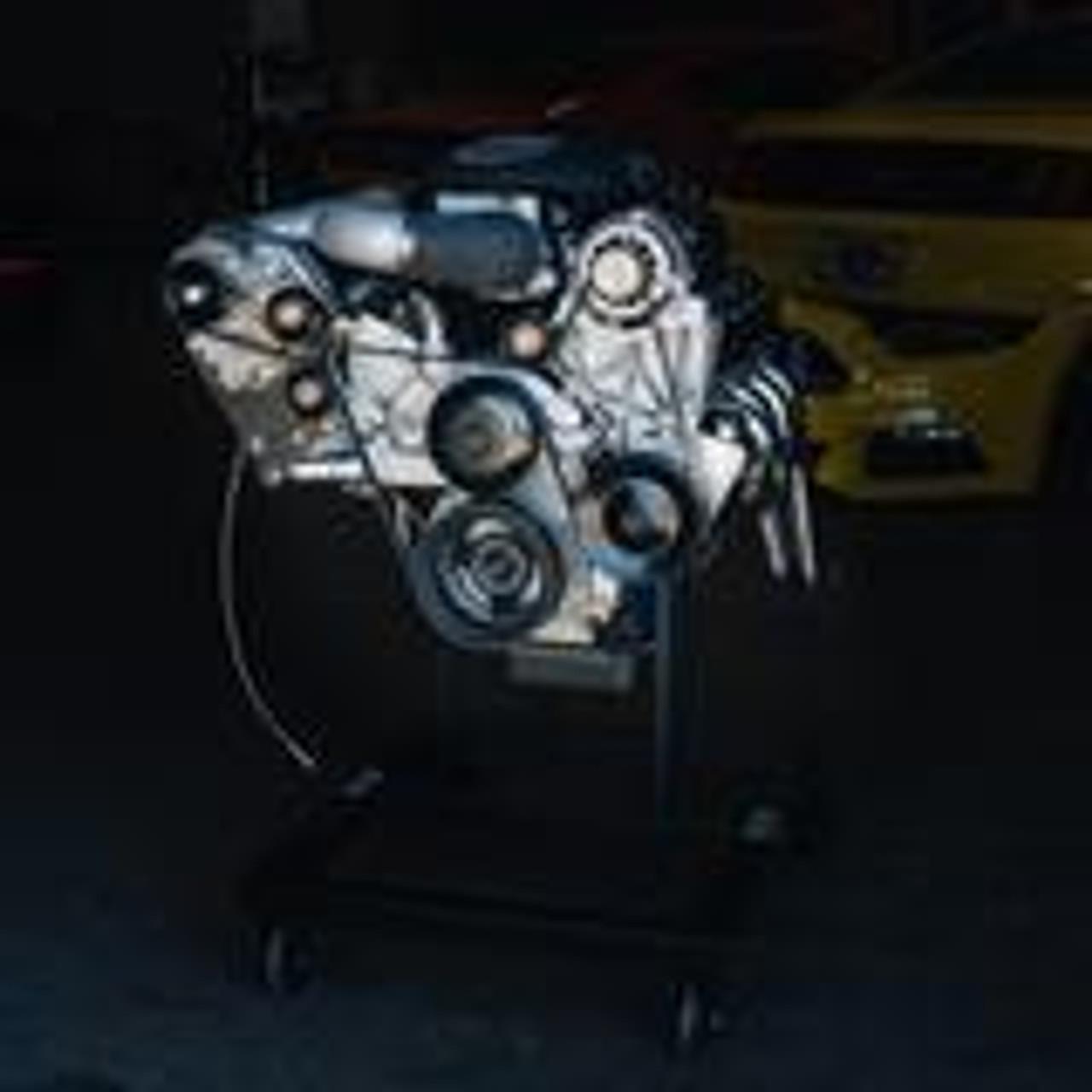 Vortech LS Swap Carb Supercharger Kit V-3 SCi LS Truck FEAD