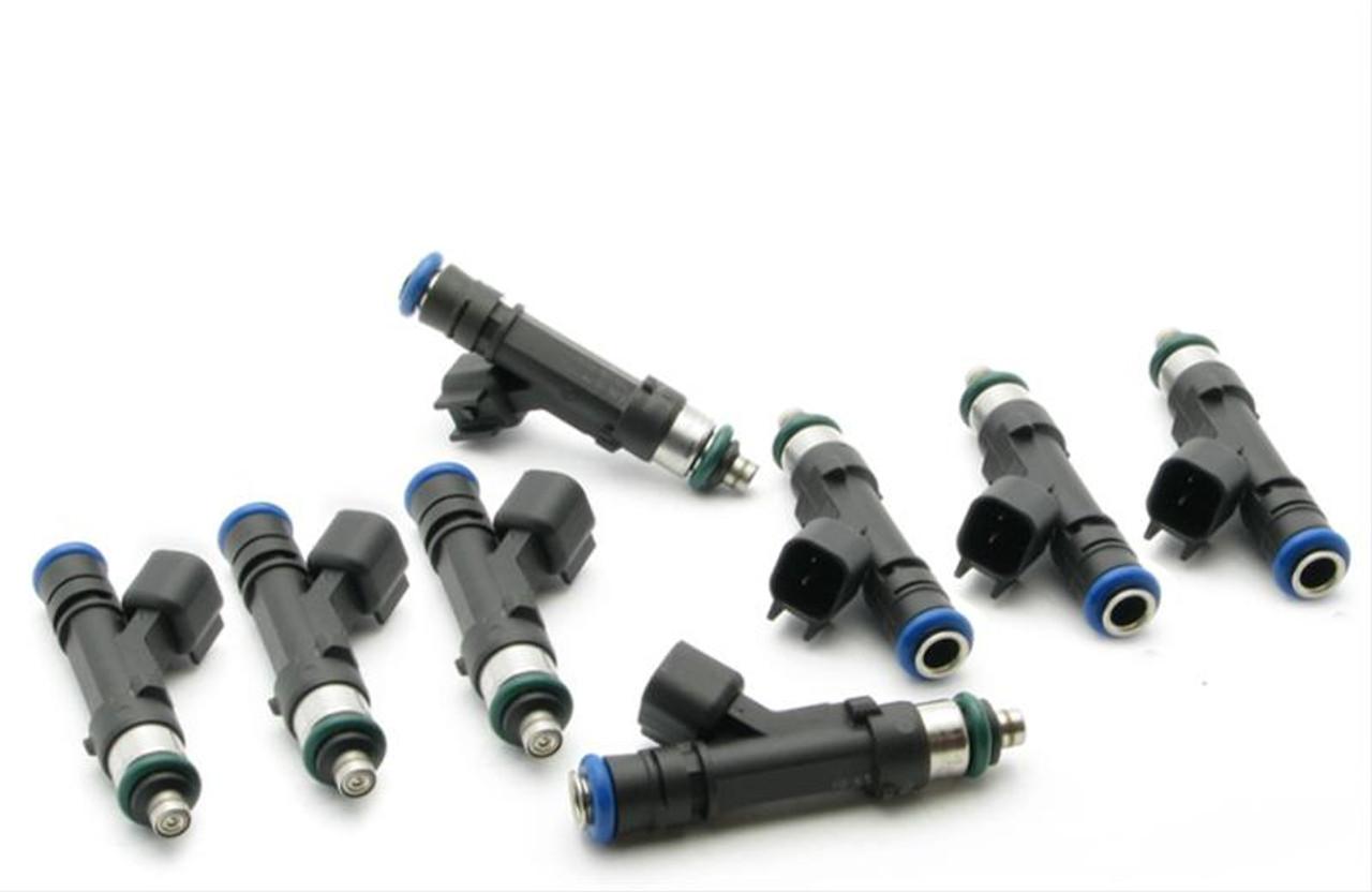 DeatschWerks LS1/LS6 88 lb/hr EV14L USCAR Fuel Injectors 18U-01-0088-8