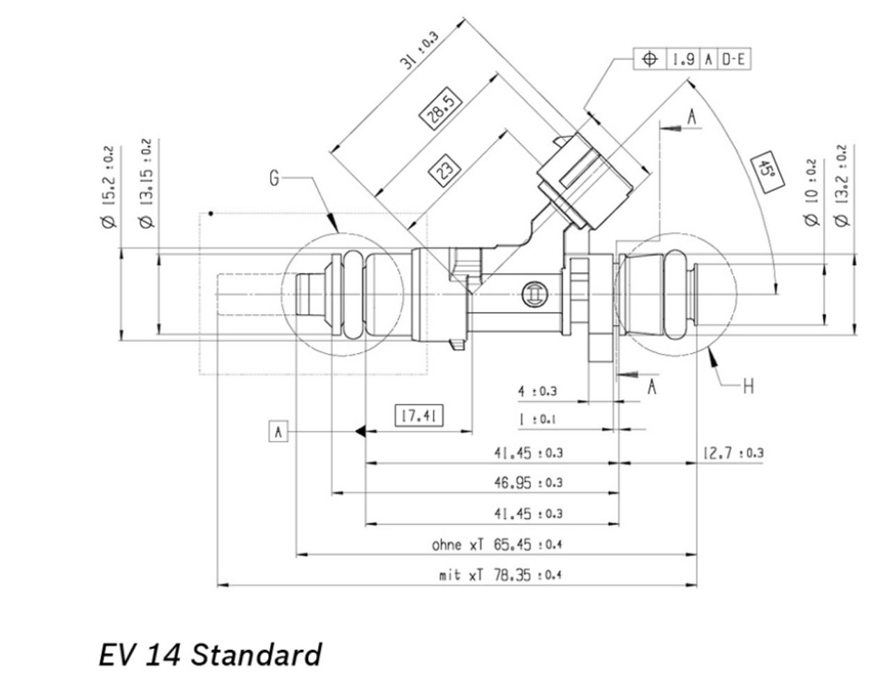 Pro Braking PBF2675-SIL-PUR Front Braided Brake Line Silver Hose /& Stainless Purple Banjos
