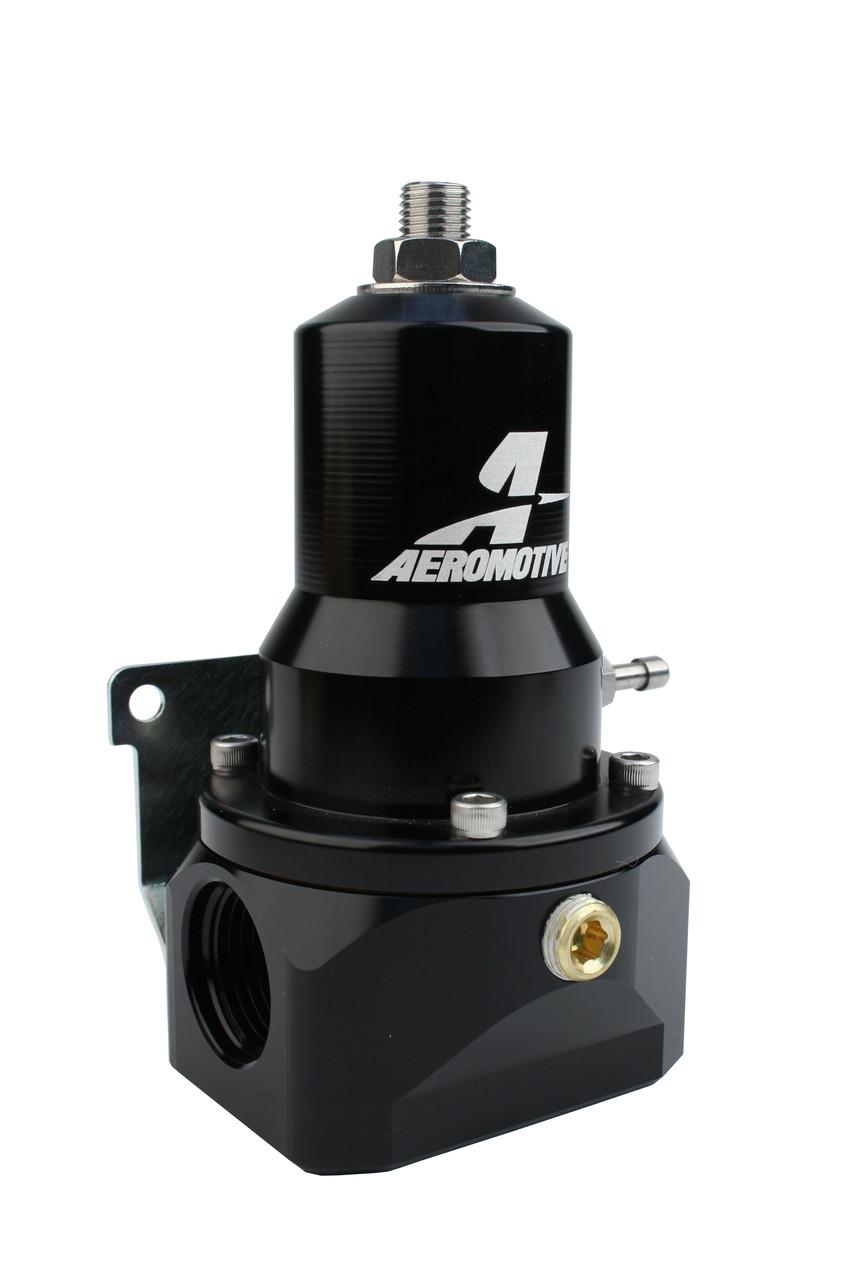 Aeromotive Adjustable Regulator 2 EFI Bypass - 1 -6 Inlets// -6 Return