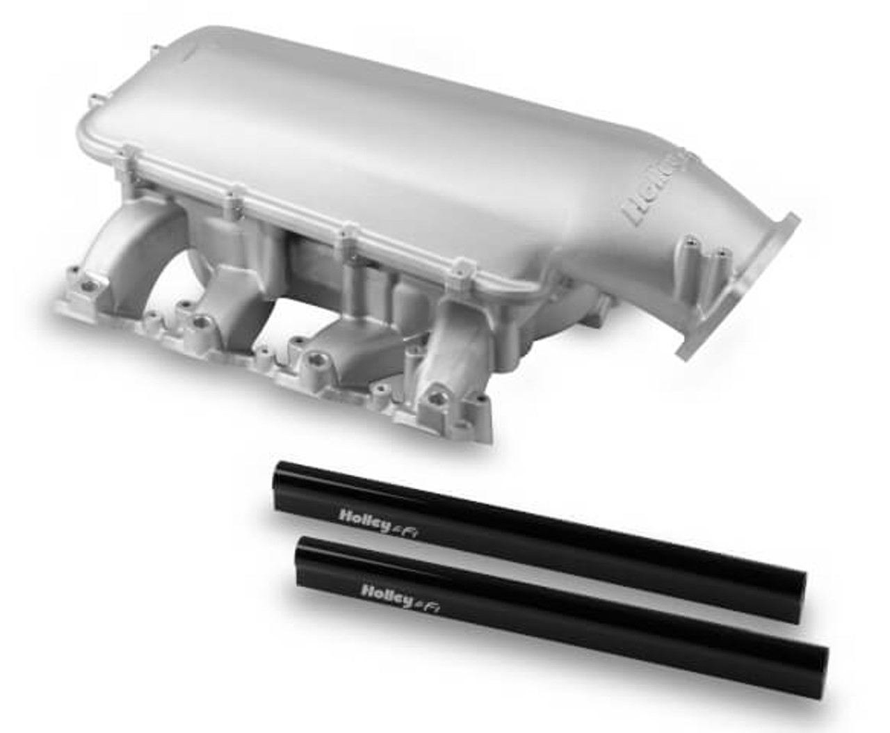 Holley Intake Manifold GM LS3 L92 Rectangular Port Heads 300-129 Dual Plane