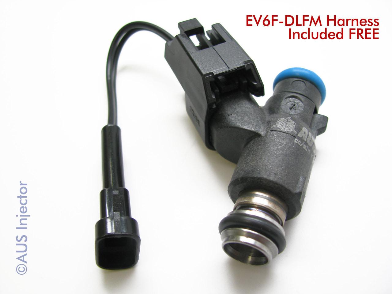 Delphi 70lb/hr 2000-07 LS Truck Injectors 56010-650-8-D
