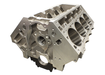 """DART LS Next Gen III Aluminum Engine Block 31937212 - Raised Cam, 9.240"""" Deck, 4.125"""" Bore"""