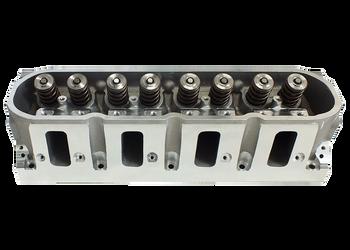 Dart Pro 1 LS3 Aluminum Cylinder Head 11030152 - 280cc Square Port, Assembled