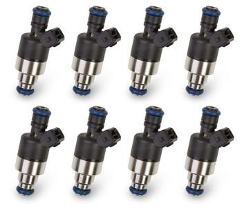 Holley 30 lb/hr EV1 Low Impedance Fuel Injectors 522-308