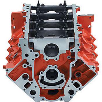 "Chevrolet Performance LSX 9.720"" Deck Iron Bare Block 19417354 - 3.880"" Bore"