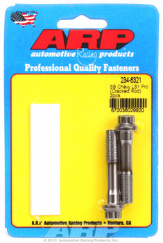 ARP 2000 Pro Series Rod Bolt Pair 234-6321 - Stock GM LS & Gen V LT Rod