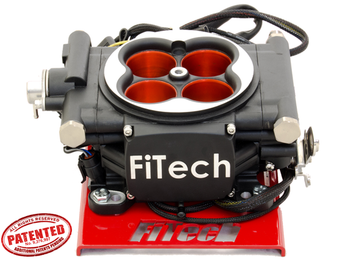 FiTech 600HP Go EFI Power Adder System 30004 Matte Black