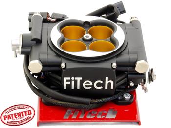 FiTech 1200HP Power Adder Plus EFI System 30012 Matte Black