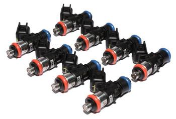 FAST LS3/L99/L76/LS7 Type 90 lb/hr High-Impedence USCAR Fuel Injectors 30857-8